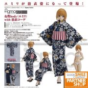 Figma 473 - Female Body (Emily) with Yukata Outfit