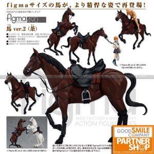 Figma 490 Horse Ver 2 (Chestnut)