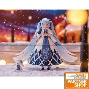 Figma EX-060 - Vocaloid - Snow Miku Glowing Snow Ver