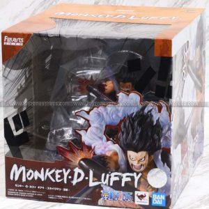 Figuarts Zero - One Piece - Monkey D Luffy Gear Fourth - Snakeman King Cobra