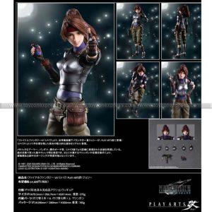 Final Fantasy VII Remake Play-Arts Kai Jessie P6,700 - P7,000 2
