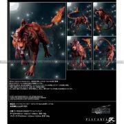 Final Fantasy VII Remake Play-Arts Kai Red 13