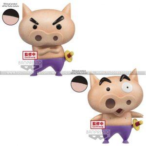 Fluffy Puffy - Crayon Shin-Chan - Zaemon
