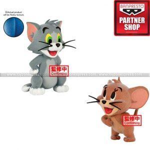 Fluffy Puffy Tom & Jerry Set
