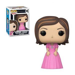 Friends Rachel in Pink Dress Pop! Vinyl Figure