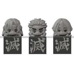 Furyu - Kimetsu no Yaiba Hikkake Figure - Hashira (Set of 3)