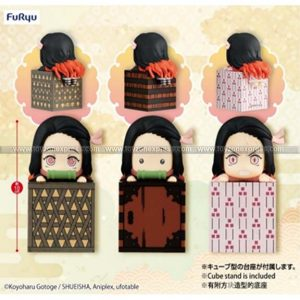 Furyu - Kimetsu no Yaiba Hikkake - Nezuko Collection (SET OF 3)