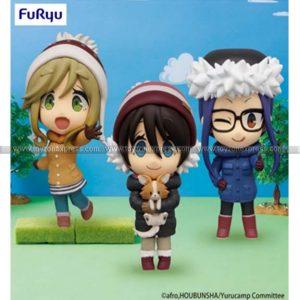 Furyu - Yurucamp Chobirume Set of 3 Season 2 (2)