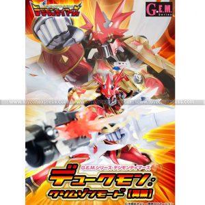GEM Digimon Tamers Dukemon Crimson Mode