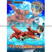 GEM - Digimon Tamers - Guilmon & Matsuda Takato Reissue