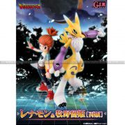 GEM - Digimon Tamers - Renamon & Makino Ruki Reissue