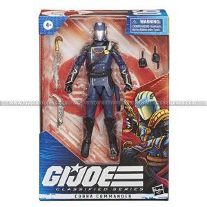 GI Joe Classified Series 6-Inch Cobra Commander Action Figure