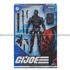 GI Joe Classified Series 6-Inch Snake Eyes Action Figure