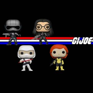 GI Joe Pop! Vinyl Figure