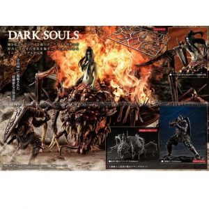 GPC Dark Souls Knight of Astra, Oscar & Chaos witch Quelaag