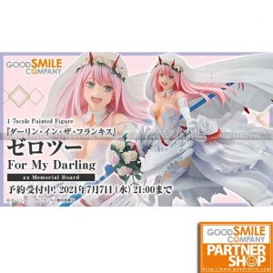 GSC - Darling in the FRANXX - Zero Two For My Darling
