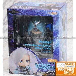 GSC - Nendoroid 1025-DX - Monster Hunter - Hunter Female Xenojiiva