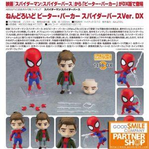 GSC - Nendoroid 1498-DX - Spider Man - Peter Parker Spider-Verse Ver DX
