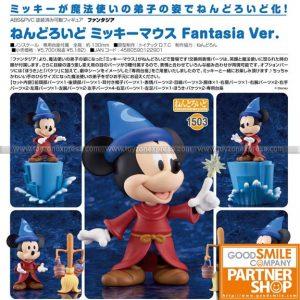 GSC - Nendoroid 1503 - Disney - Mickey Mouse Fantasia Ver