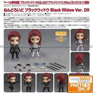 GSC - Nendoroid 1520-DX - Black Widow Black Widow Ver DX