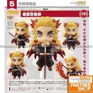 GSC - Nendoroid 1541 - Demon Slayer Kimetsu no Yaiba - Kyojuro Rengoku (Secondary Order)