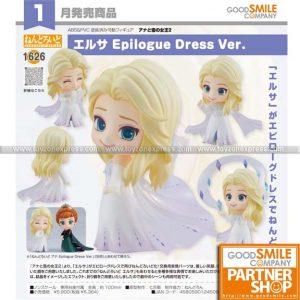 GSC - Nendoroid 1626 - Frozen - Elsa Epilogue Dress Ver