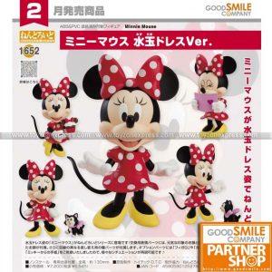 GSC - Nendoroid 1652 - Disney - Minnie Mouse Polka Dot Dress Ver