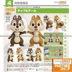 GSC - Nendoroid 1673 - Disney - Chip & Dale