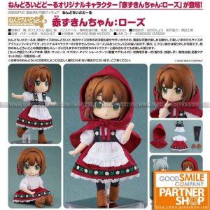 GSC - Nendoroid Doll Little Red Riding Hood Rose