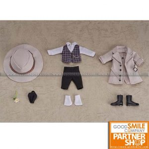 GSC - Nendoroid Doll Outfit Set (Bai Qi Min Guo Ver)