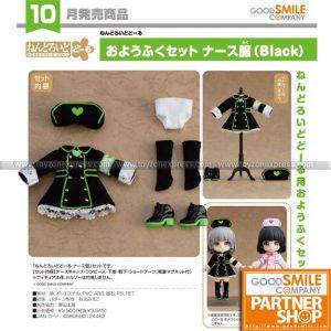 GSC - Nendoroid Doll Outfit Set (Nurse - Black)