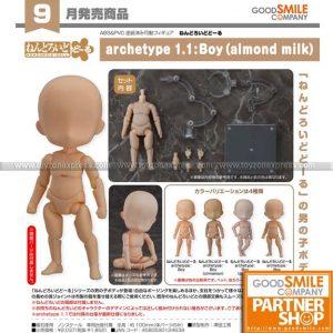 GSC - Nendoroid Doll archetype 1 1 Boy (Almond Milk)