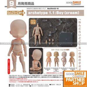 GSC - Nendoroid Doll archetype 1 1 Boy (Cream)