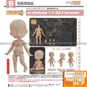 GSC - Nendoroid Doll archetype 1 1 Girl (Cream)