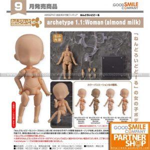GSC - Nendoroid Doll archetype 1 1 Woman (Almond Milk)