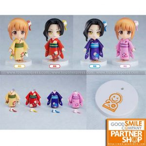 GSC - Nendoroid More Dress Up Coming of Age Ceremony Furisode
