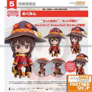 GSC - Nendoroid Swacchao! KonoSuba God's Blessing on this Wonderful World! - Megumin