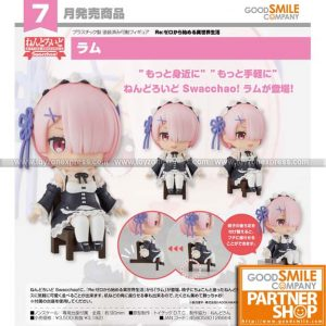 GSC - Re Life in a Different World from Zero - Nendoroid Swacchao! Ram