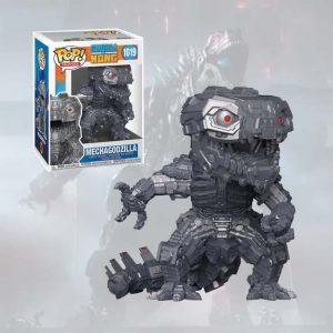 Godzilla vs Kong Mechagodzilla (Metallic) Pop! Vinyl Figure