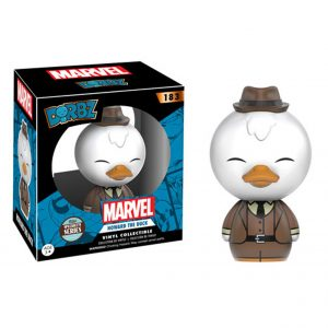 Guardians of the Galaxy Howard the Duck Dorbz Specialty Series Vinyl Figure