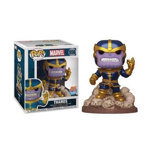 Guardians of the Galaxy Marvel Heroes Thanos Snap 6-Inch Pop! Vinyl Figure - PX Exclusive (#556)
