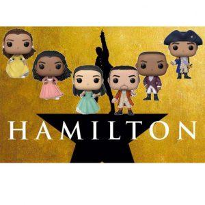 Hamilton Pop! Vinyl Figure