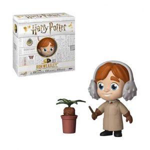 Harry Potter Ron Weasley Herbology 5 Star Vinyl Figure