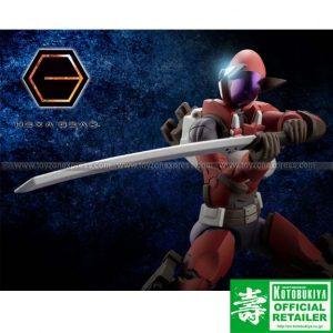 Hexa Gear - Governor Light Armor Type Rose Ver 1 5