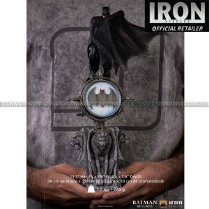 Iron Studios - Batman Deluxe Art Scale 1 10 - Batman Returns