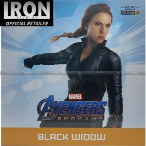 Iron Studios - Black Widow BDS Art Scale 1 10 - Avengers Endgame