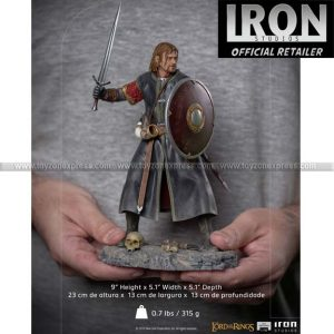 Iron Studios - Boromir BDS Art Scale 1 10 - Lord of the Rings