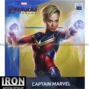 Iron Studios - Captain Marvel BDS Art Scale 1 10 - Avengers Endgame