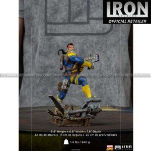 Iron Studios - Forge BDS Art Scale 1 10 - Marvel Comics