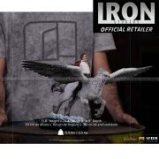 Iron Studios - Harry Potter and Buckbeak Deluxe Art Scale 1 10 - Harry Potter